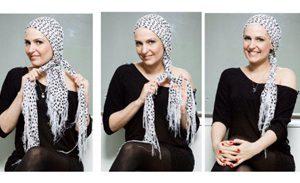 Perucas, lenços, faixas, turbantes… As dicas da embaixadora Flávia Flores.