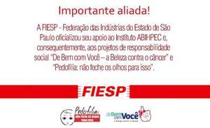 FIESP firma apoio ao Instituto ABIHPEC