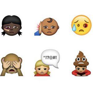 Emojis para ajudar as crianças