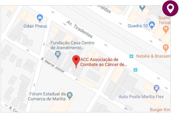 ACC - Associação de Combate ao Câncer de Marília