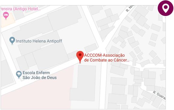 ACCCOM - Associação de Combate ao Câncer Centro Oeste Minas