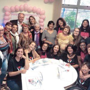 As oficinas do Programa De Bem com Você – A Beleza contra o Câncer chegaram a Araçatuba em parceria com o Grupo Atamor