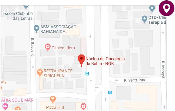 NOB - Nucleo de oncologia da Bahia