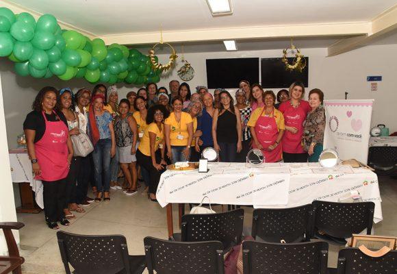 As oficinas do De Bem com Você chegam ao Recife em parceria com a Fundação Alice Figueira de Apoio ao IMIP