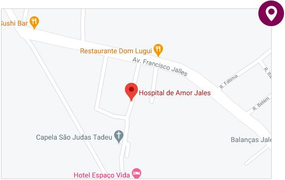 Hospital de Amor Jales