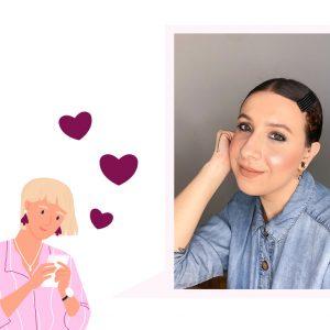 O programa De Bem com Você – A Beleza Contra o Câncer apresenta mais uma maquiadora voluntária!