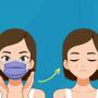 Maskne: Como cuidar?